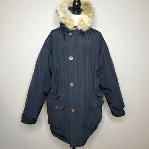 WOOLRICH Down Insulated Arctic Parka